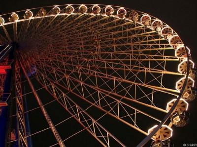La roue des lumières