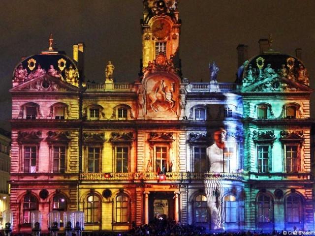 Hôtel de Ville, Place des Terreaux