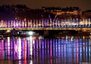 Oriflammes, Pont Lafayette