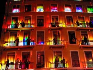 Dessine-moi… des lumières, La Fresque des Lyonnais