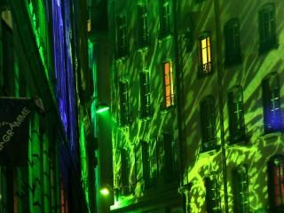 Forêt mystérieuse, Rue Royale