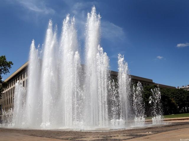 Photo de fontaine Place Antonin Poncet