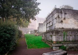 Les mausolées de la place Eugène Wernert