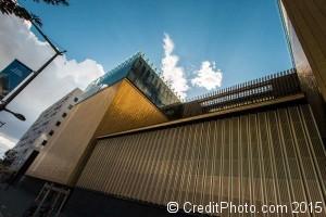 cube jaune de lyon, les archives départementales