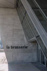 Brasserie du musée des confluences