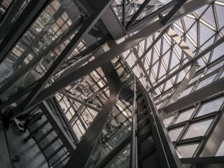 Verres et fers au Musée des Confluences