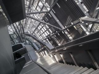 Photo musée des confluences Lyon