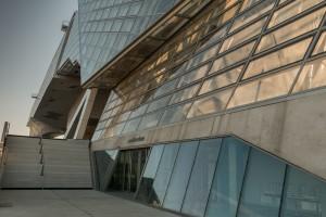auditorium musée des confluences