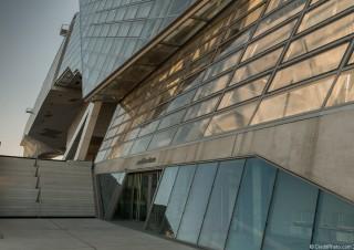 Musée des Confluences, Auditorium