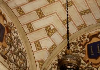 Lustre Cloître Musée des Beaux-Arts
