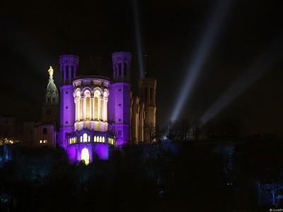 Grand orchestre Fourvière – Illuminations 2013
