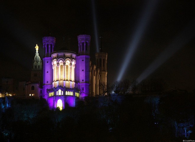 Grand orchestre Fourvière – Illuminations 2013