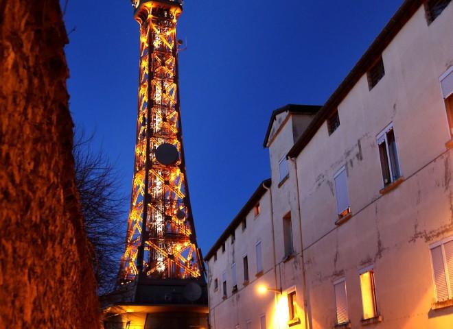 Antenne de Lyon Fourvière