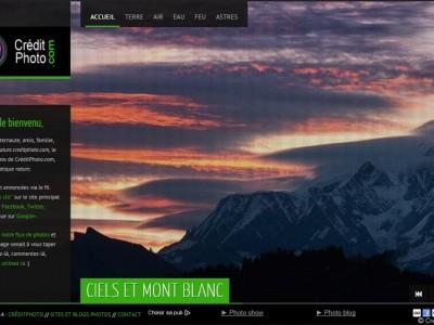 Nouveau réseau de site photo