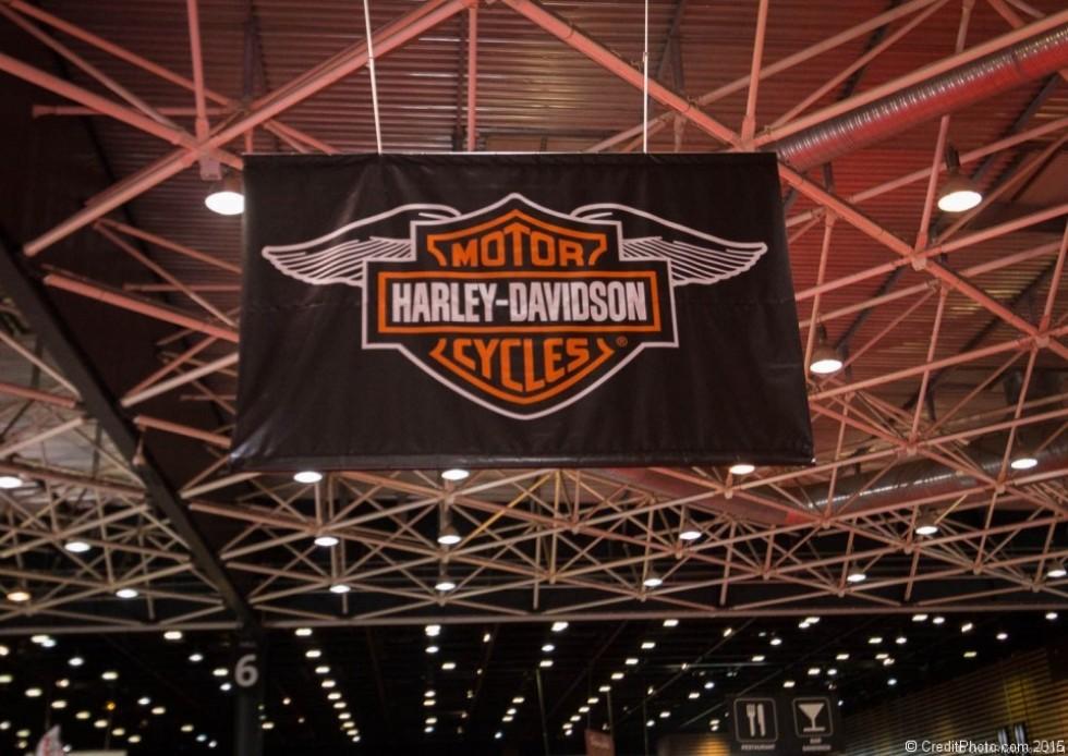 Le mythe Harley est sur motos.creditphoto.com