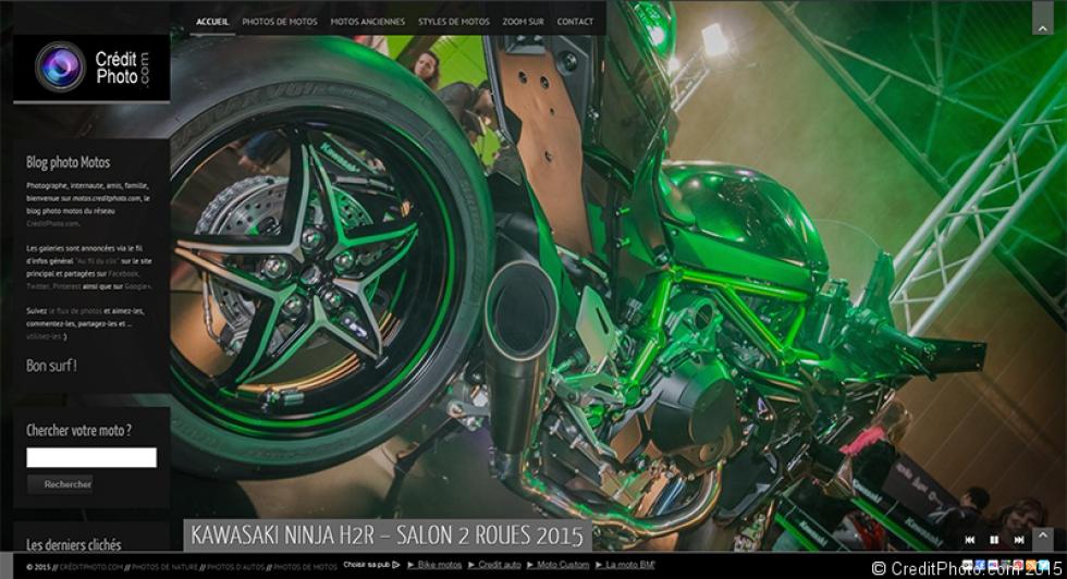 Nouveau blog photo dédié aux motos