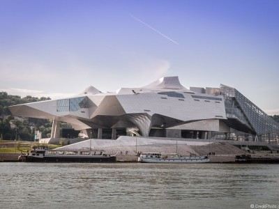 Musée des Confluences Lyon 2