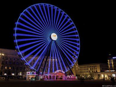 Grande roue de la Place Bellecour